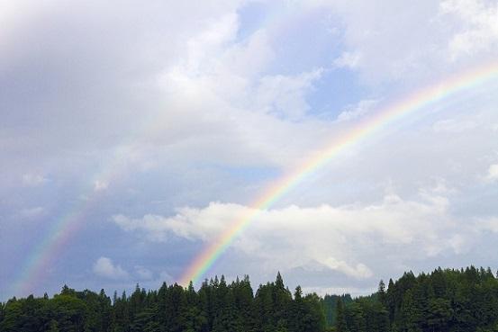 虹 潜在意識