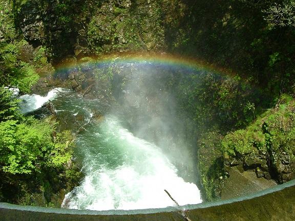 上流虹 潜在意識