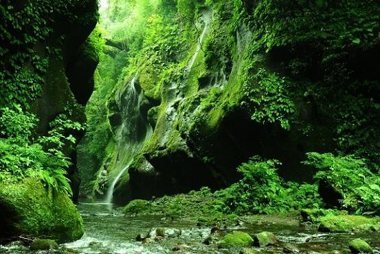 滝と川,潜在意識