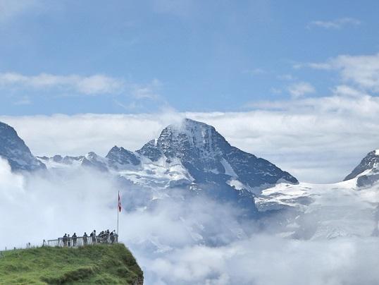 潜在意識と山空